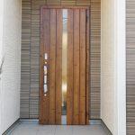 木の温もりを感じる玄関♪(玄関)