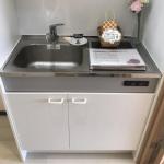 IHクッキングヒーターのミニキッチン(キッチン)