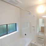 浴室乾燥機つきバスルーム(風呂)
