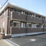 駅徒歩9分の1Kアパート(外観)
